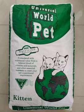 Makanan Kucing Universal Kitten