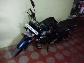 Fzs this bike is good condition company free service also available.