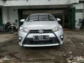 Toyota Yaris 1.5 G A/T (2014)