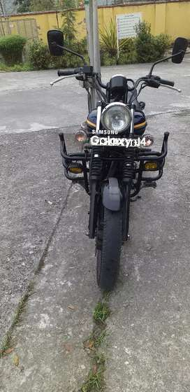Bajaj avenger 150 cc new condition