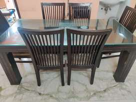6 -Seater Dining Table