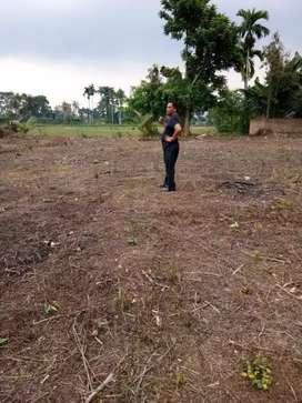 Dijual tanah kosong dekat Kampus UIN