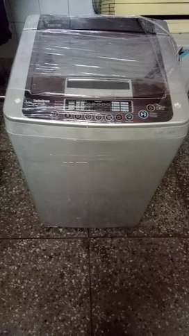 LG turbo drum 6.2 kg fully automatic washing machine good condition