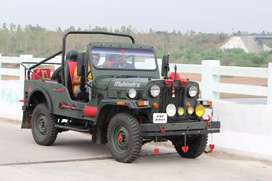 OPEN JEEP(Mahendra)