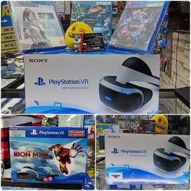 PS 4 VR With Camera (Bisa Kredit) Siap COD