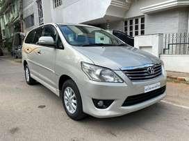 Toyota Innova 2.5 VX 8 STR BS-IV, 2013, Diesel
