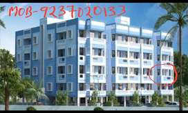 2Bhk with 3 balconys with garden view