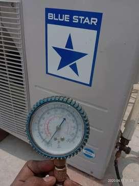 Air conditioner. Fridge. Washing machine. Water gyzre.deep freezer