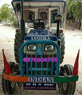 Swaraj tractor 2013 model good conditions