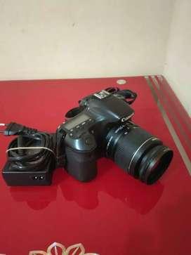 Kamera Canon Eos 60D Lensa 18-55MM