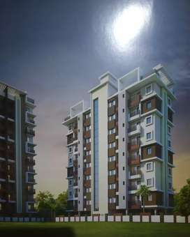 2 bhk, 3bhk flat avilable in bahubazar area near to Oxford schools