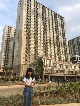 Dijual podomoro golf view, studio apartment