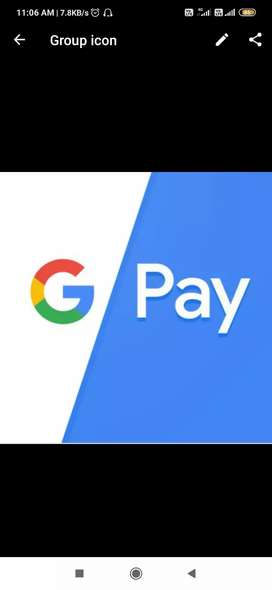 GOOGLE PAY IN EXECUTIVE