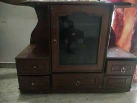 Table in good condition.