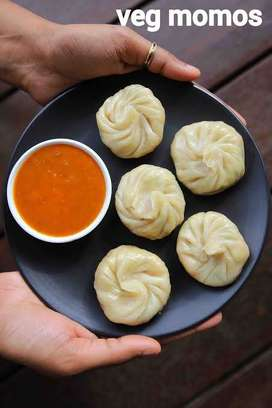 Cook chef required for new joint momos