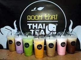 Loker jaga booth thai tea untuk wanita yg sdh memiliki ktp
