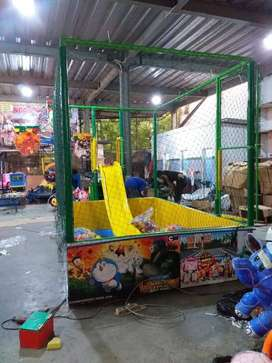 mainan anak indoor mandi bola playground AF