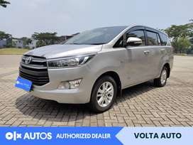 [OLX Autos] Toyota Kijang Innova 2016 G 2.0 Bensin A/T #Volta Auto