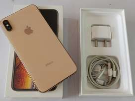 I phone xs max 256 Gb brand new condition