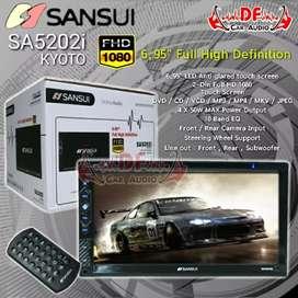 Doubledin Sansui Full HD Autolink [ DF Car Audio]