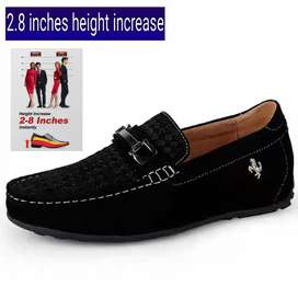 2.8 inches height increase loafers