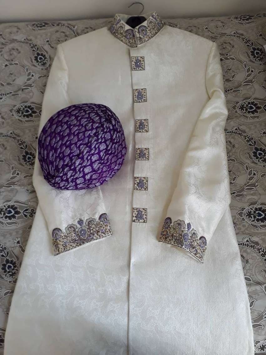 Men Wedding Sherwani 0