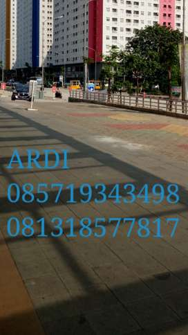 Hunian mantap Green Pramuka City unit studio atau 2BR (Jual&Sewa)