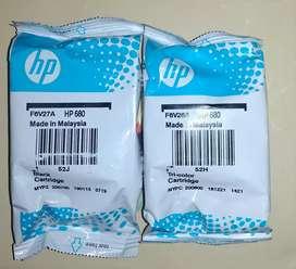 HP 680 cartridges