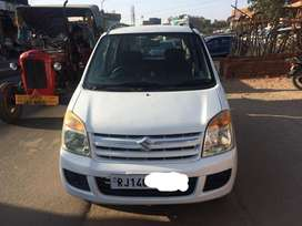 Maruti Suzuki Wagon R Duo LXi LPG, 2010, Petrol