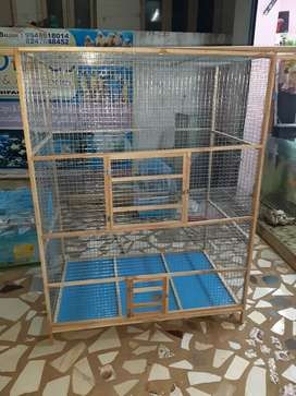 Pet cages made n give