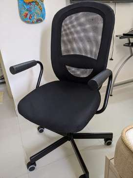 New office chair from ikea (one week old)