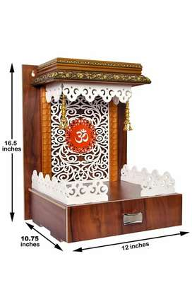 Wood Home Temple