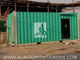 Porta Container - Container Office - Workstation