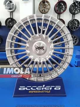 Peleg Racing Ring 15 Mobil Calya HSR AMARASI R15x65 Pcd 8x100-114,3