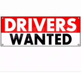 Easy Drivers Required