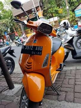 Sprint pmk 2017 i-gets Warna Favorit Mustika Motor Sukun DONNY