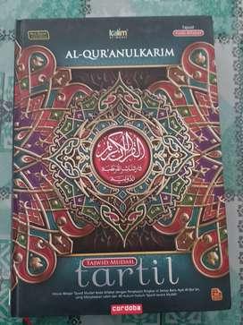 Al Quran Tajwid Mudah Tartil Cordoba A4 HC