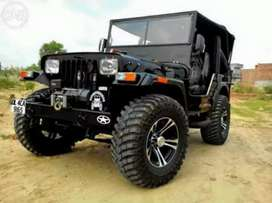 Sidhu motors all type modified jeeps and Gypsy and Thar