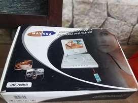 DVD Player + TV Portable