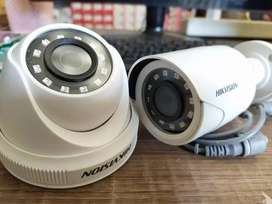 CCTV Lengkap murah full hd gratis pemasangan di Karawang