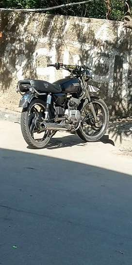 Yamaha Rx135 good condition and average smooth drive