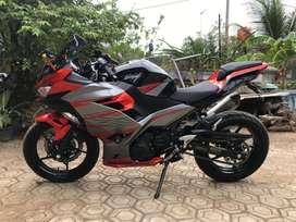 Kawasaki ninja 250 se mdp 2018