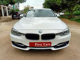 BMW 3 Series 2011-2015 320d Sport Line, 2014, Diesel