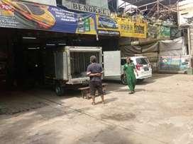 Bengkel Harga BU Ramai Strategis di Pinggir Jalan Kalimalang Bekasi