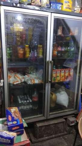 Showcase fridge