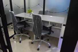 No Deposit   2 Seater Private cabin   fully furnished  coworking space