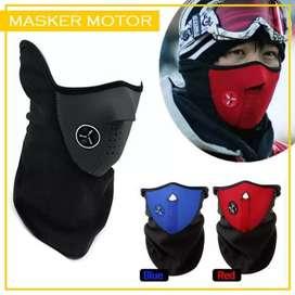 Masker motor pelindung wajah