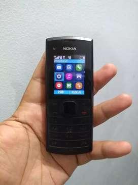 Nokia x1 Dual Sim Empuk Simpel Awet Normal Suara Mantap Murah Cepat
