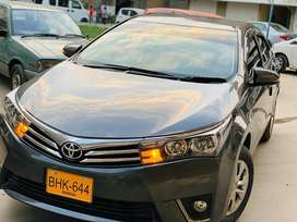 toyota corolla gli 2016 model on easy installment price 2100000