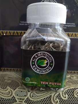 Jual teh putih asli
